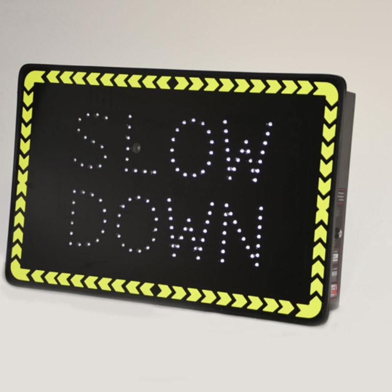 PTSC 914 - Radar Speed Signs
