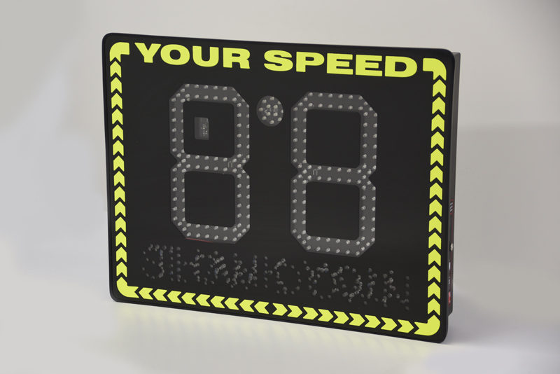 PTSC 903, PTSC 904 - Radar Speed Signs
