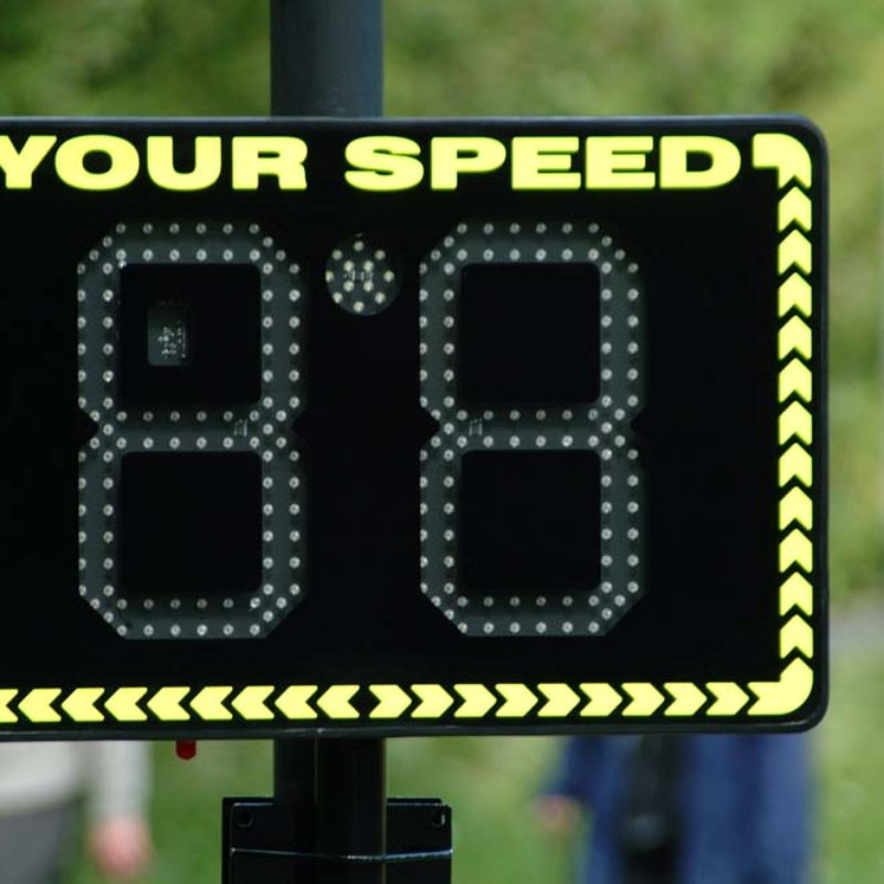 PTSC 901 - Radar Speed Signs