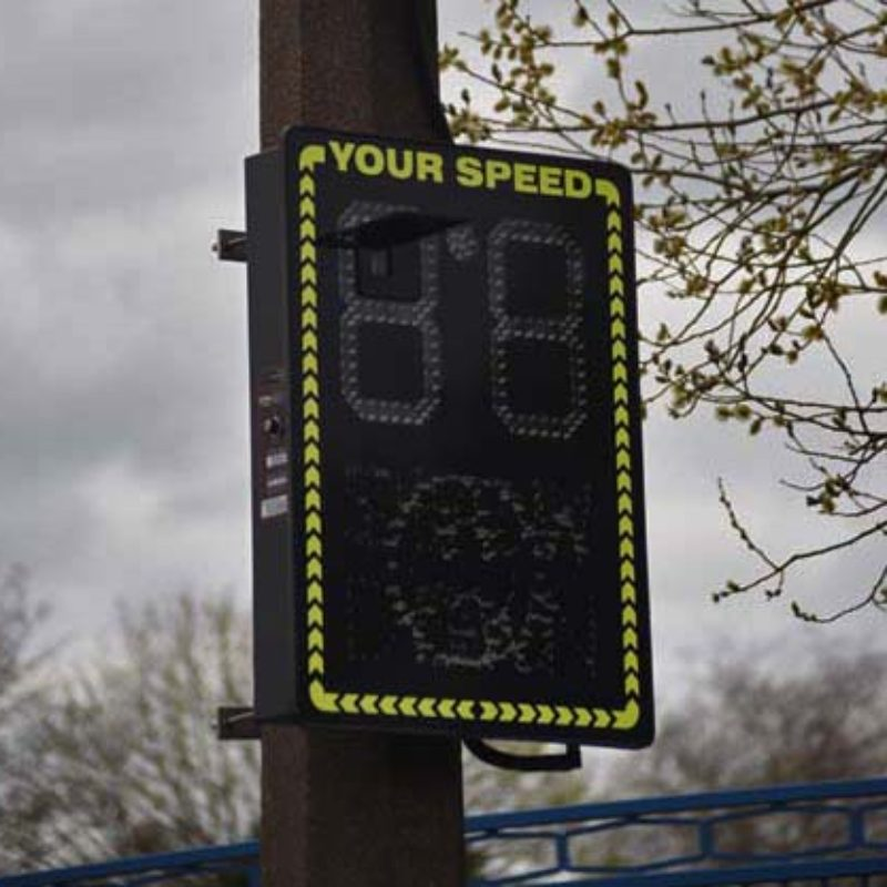 PTSC 905 - Radar Speed Signs